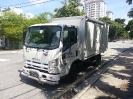 2 tonne bonded lorry WA*T 12ft
